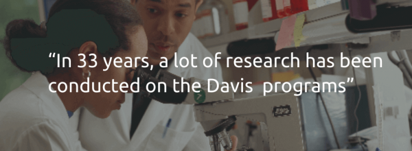 Davis dyslexia South Africa Research